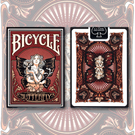 Butterfly Decks I Want Playing card tricks, Bicycle