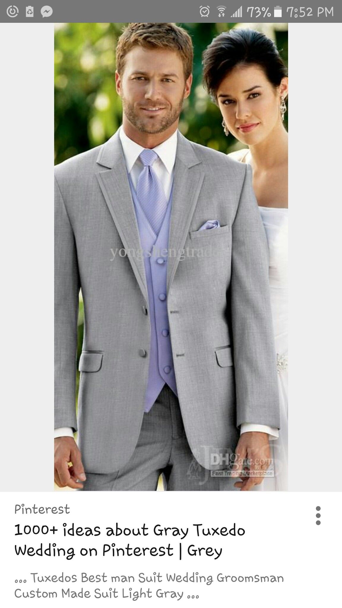 I Would Have The Same Thing For Groomsmen But Just Wouldn T Them A Suit Coat With It