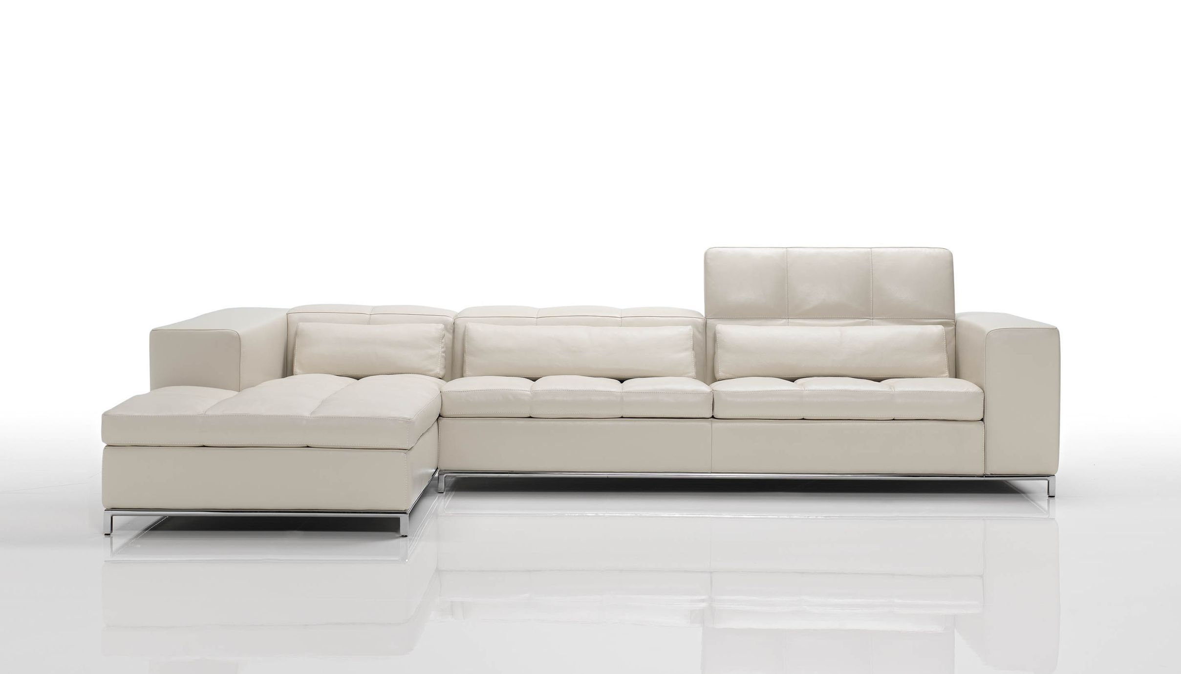 Nick Modern Luxury Sectional Sofa by Cierre Imbottiti. Designed by Stefano Conficconi.