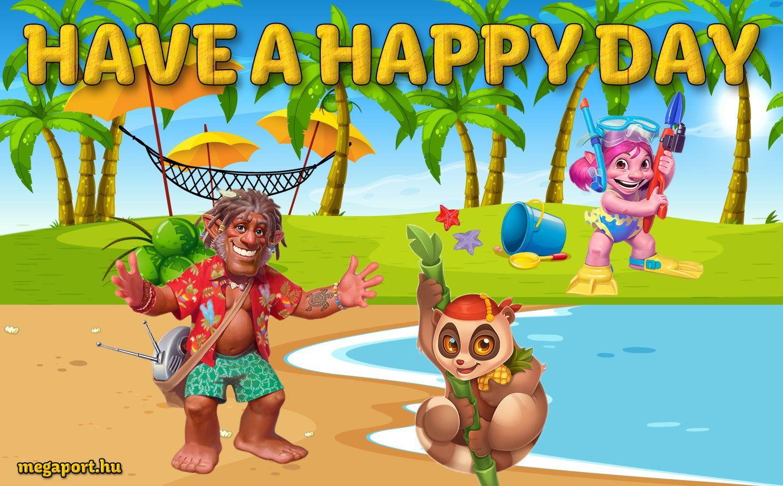 #cartoon #happyday #happy #summer #cute
