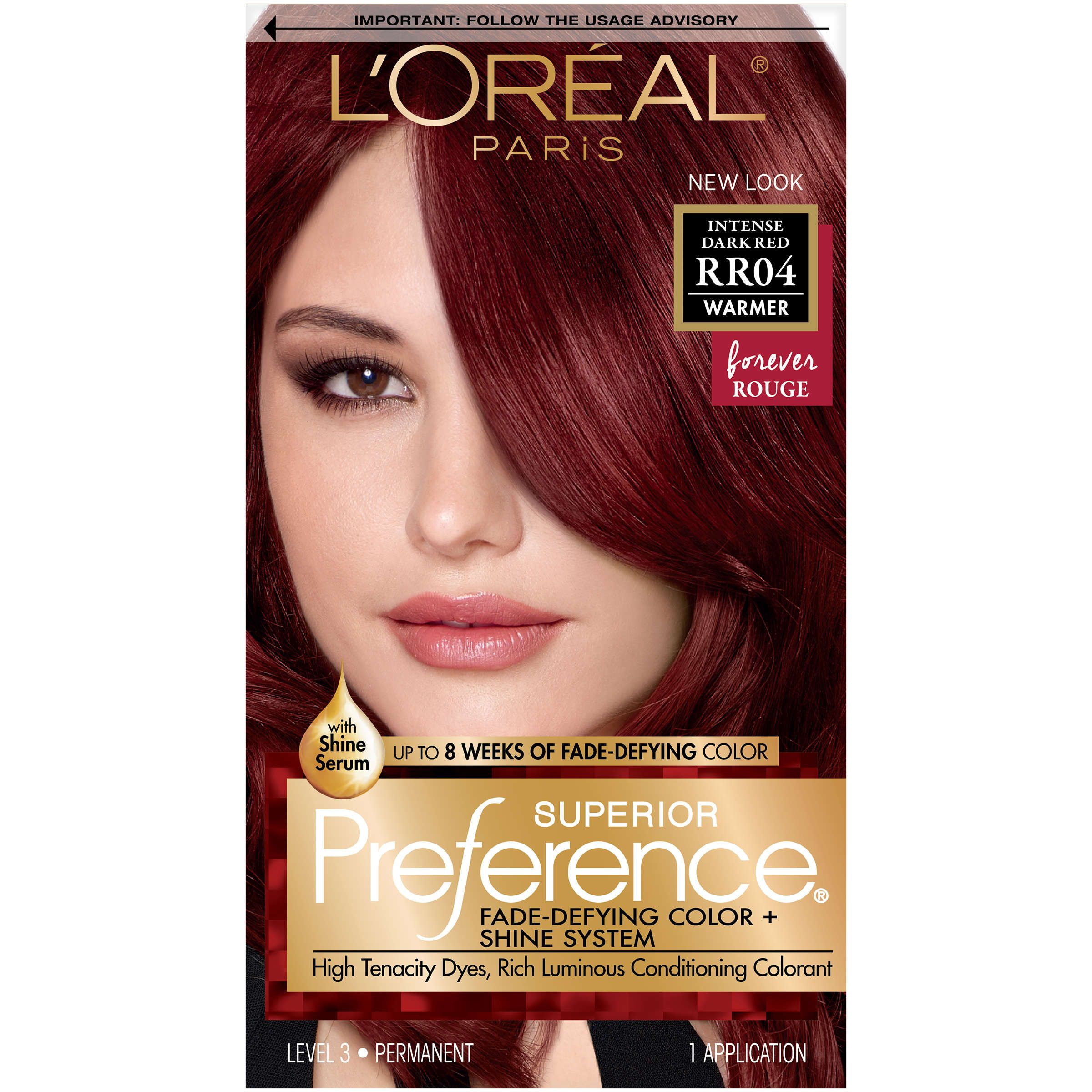 Beauty Permanent Hair Color Hair Color Red Hair Color