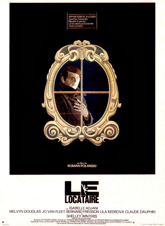 Cineteca Universal: El Quimérico Inquilino (Le Locataire) - Roman Polanski 1976