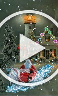 Download Animated 240x400 Christmas Lights Cell Phone Wallpaper Category With Images Christmas Lights Christmas Tree Toppers Christmas Wallpaper