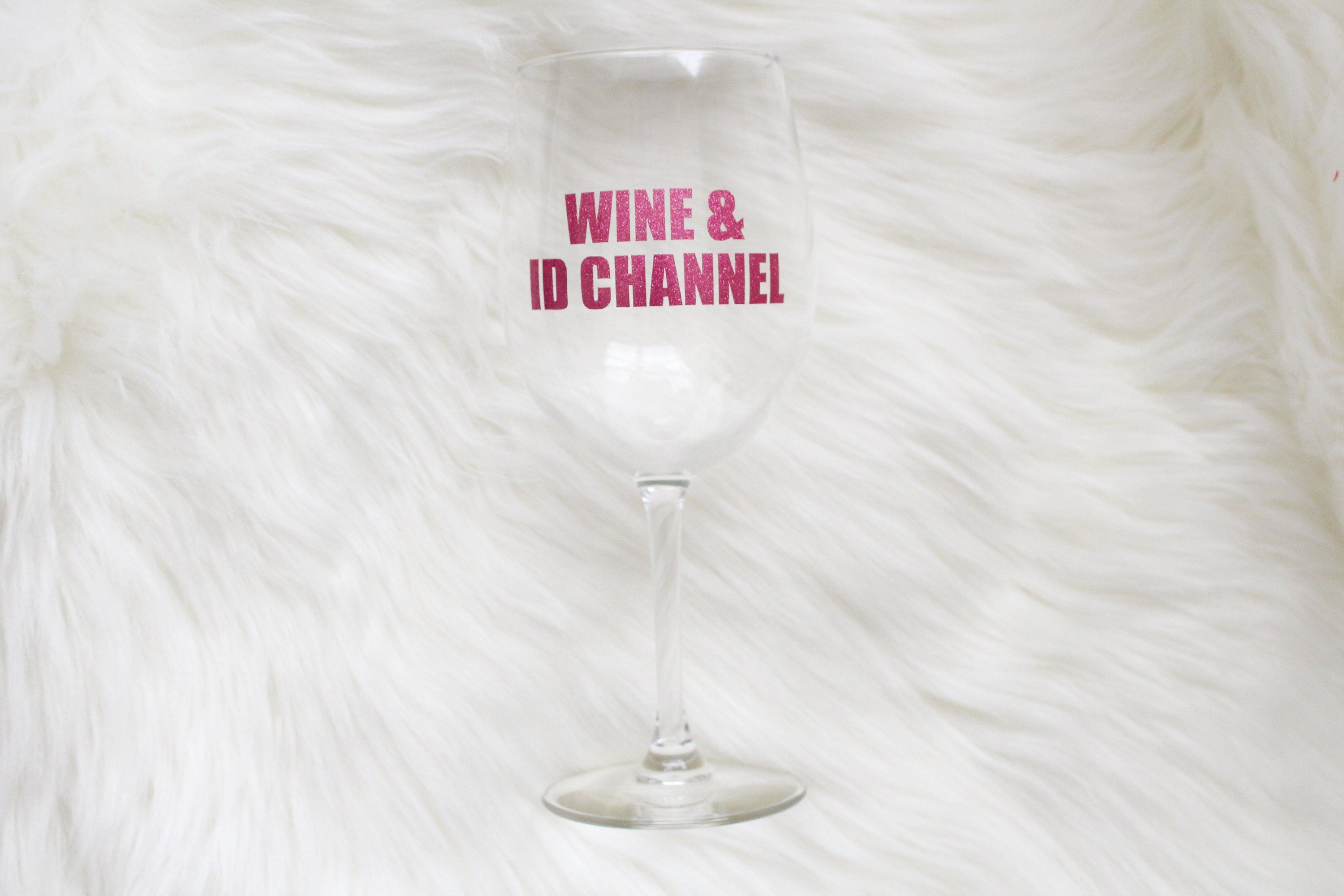 Id Channel Wine Glass Investigation Discovery Show