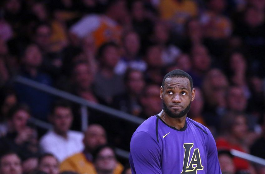 Lakers Rumors Lebron James Won T Coerce Management Into Trading Him This Summer Nba Lakeshow Lebron James Jeanie Buss Lakers