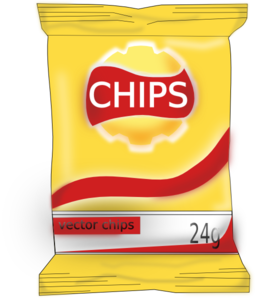 vector clip art online, royalty free & public domain | Snack clipart,  Chips, Potato chips