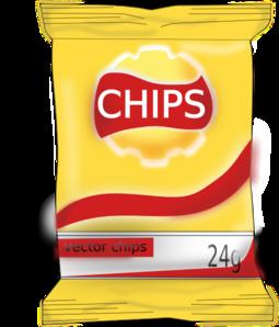 Vector Clip Art Online Royalty Free Public Domain Chips Snack Clipart Potato Chips
