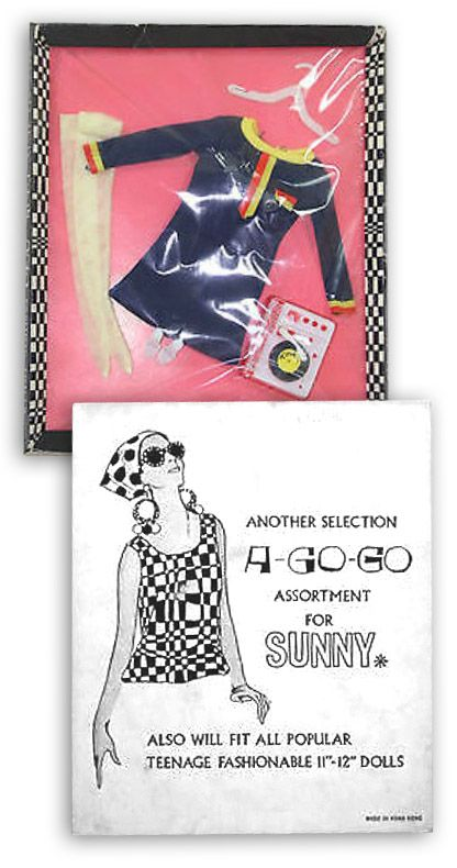 Another Selection - A-Go-Go Assortment For Sunny #