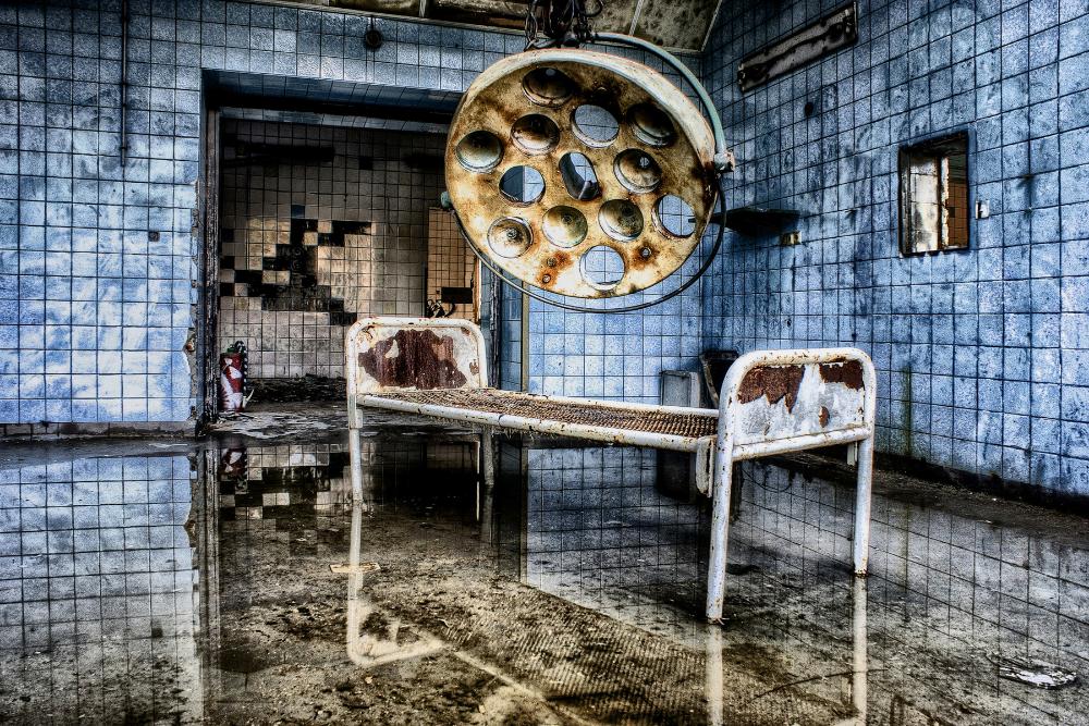 Impermanence Matthias Haker Photography Abandoned
