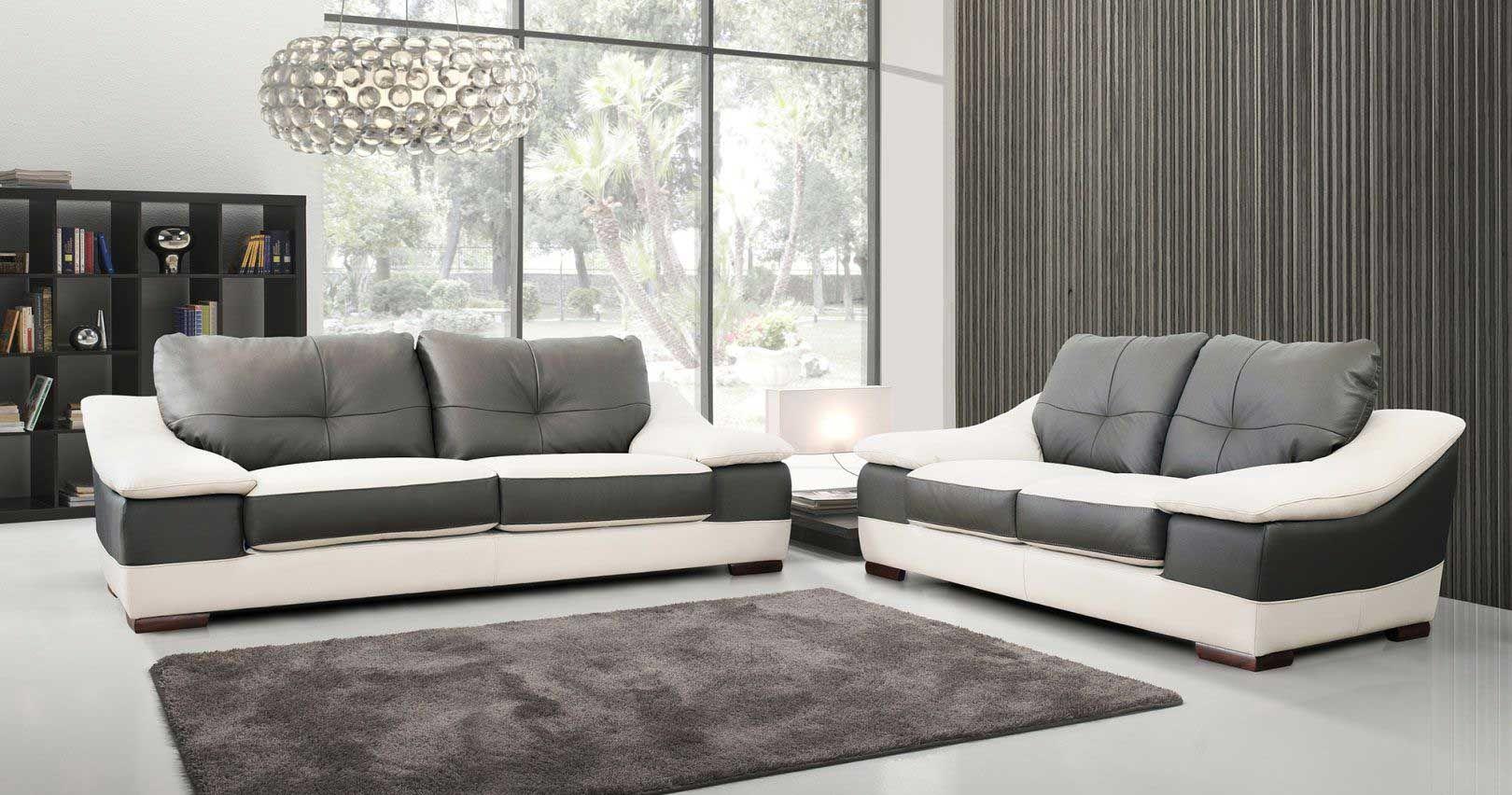 Ori Prosper Salon 3 2 Cuir Design Italien 583 1330 En 2020