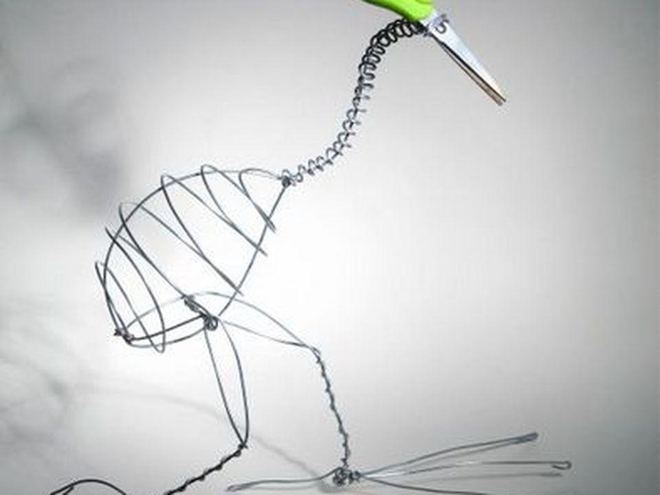 Arte con alambres - Taringa!