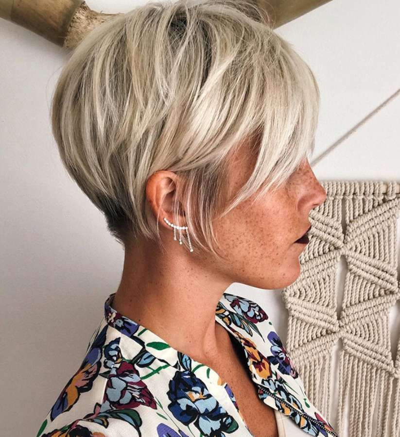 Short Hairstyle 2018 2 Fancy Hair Cheveux Courts