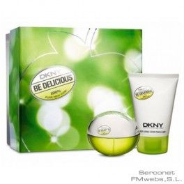 DKNY DELICIOUS WOMAN EDP 50VP + BODY | Perfume gift sets