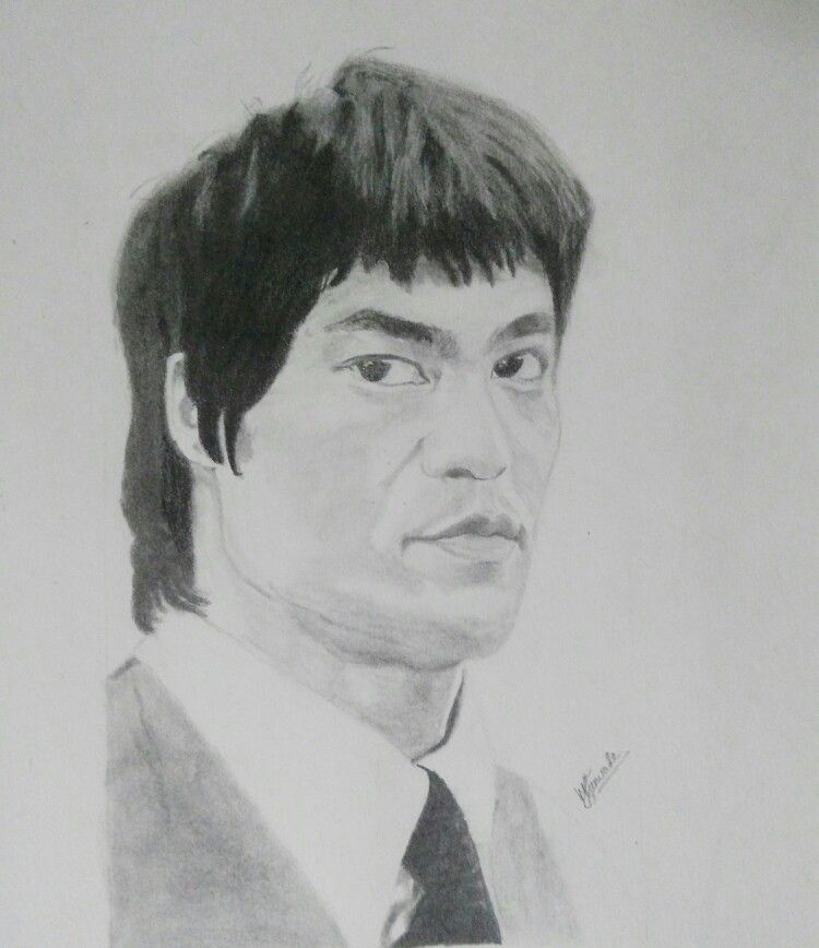 The Boss, Bruce Lee..
