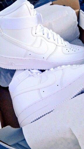 Chic Shoes Nerd Air OnesScifi White Force Hightop Nike tBosQCxrdh