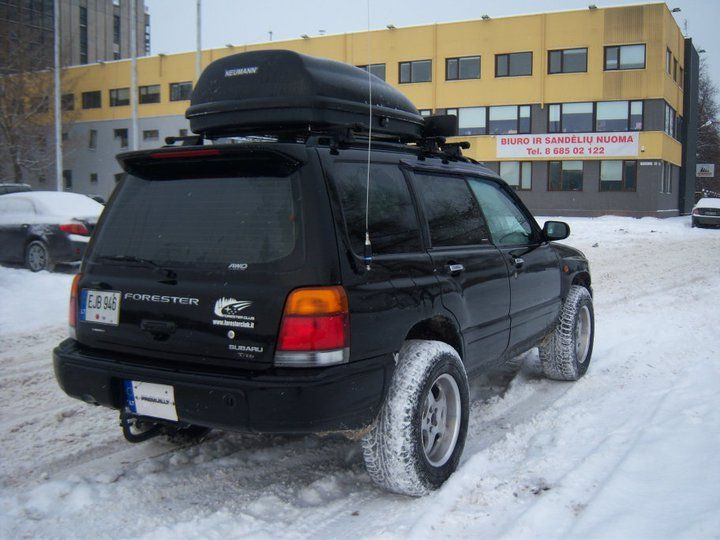 Lifted Forester 1 Jpg 720 X 540 98 Car Stuff