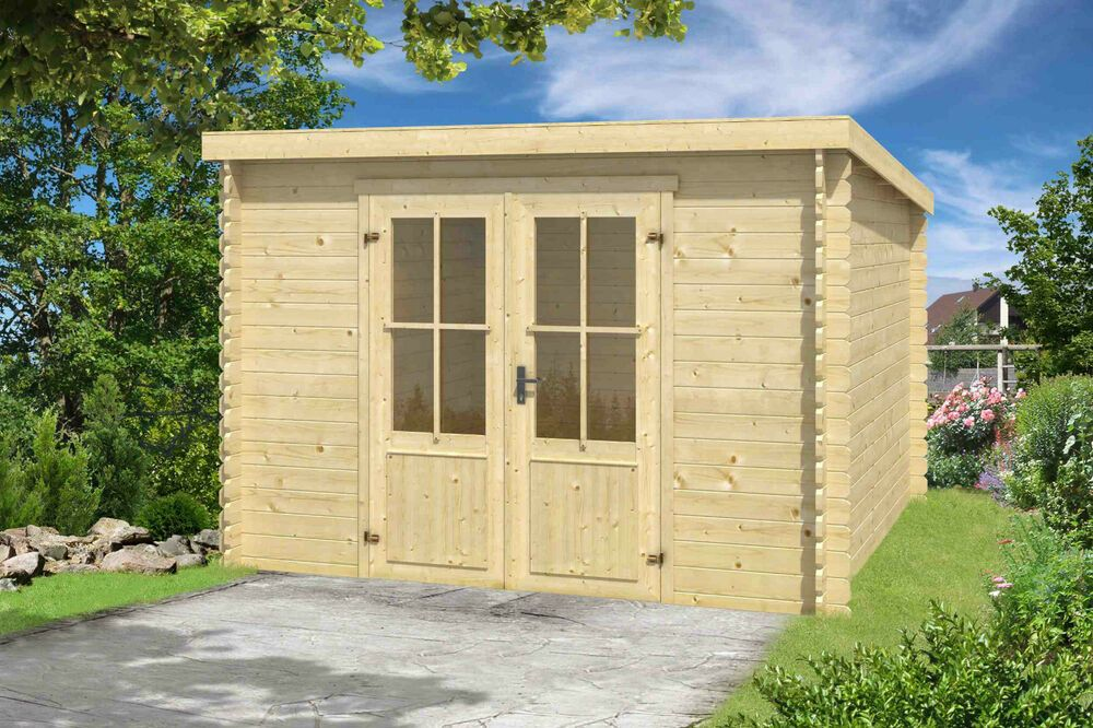 eBay Sponsored 28 mm Gartenhaus 30x30 m Gerätehaus