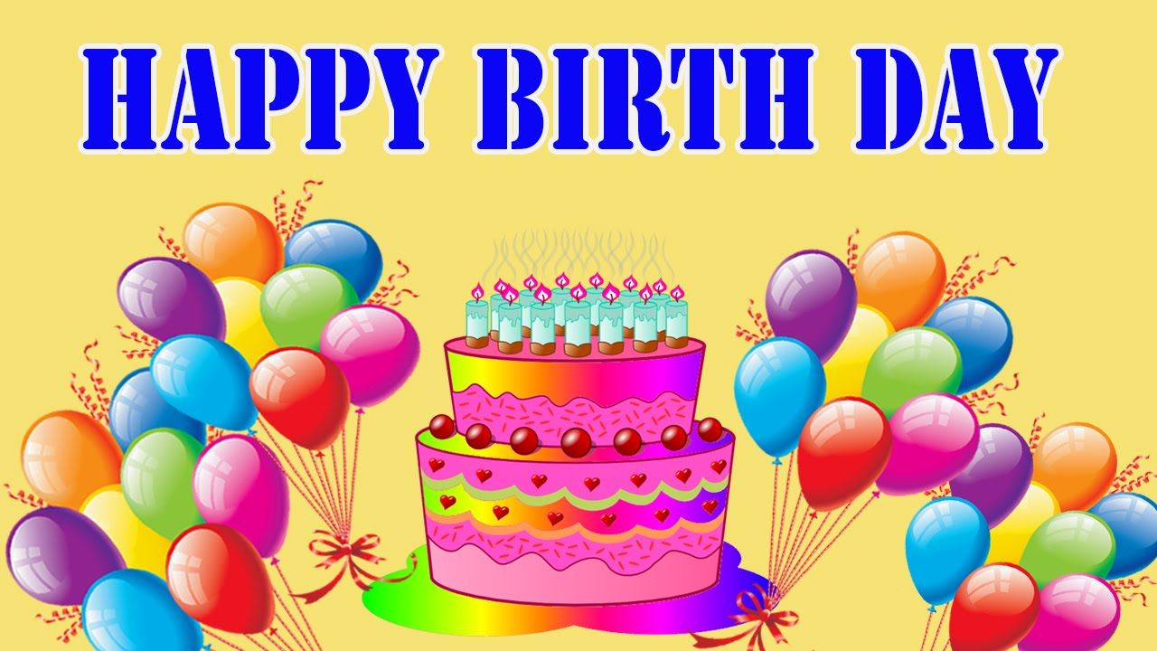 Happy Birthday Song For Kids
