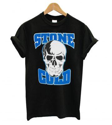 Stone Cold Steve Austin T Shirt Km Stone Cold Steve Steve Austin Shirts