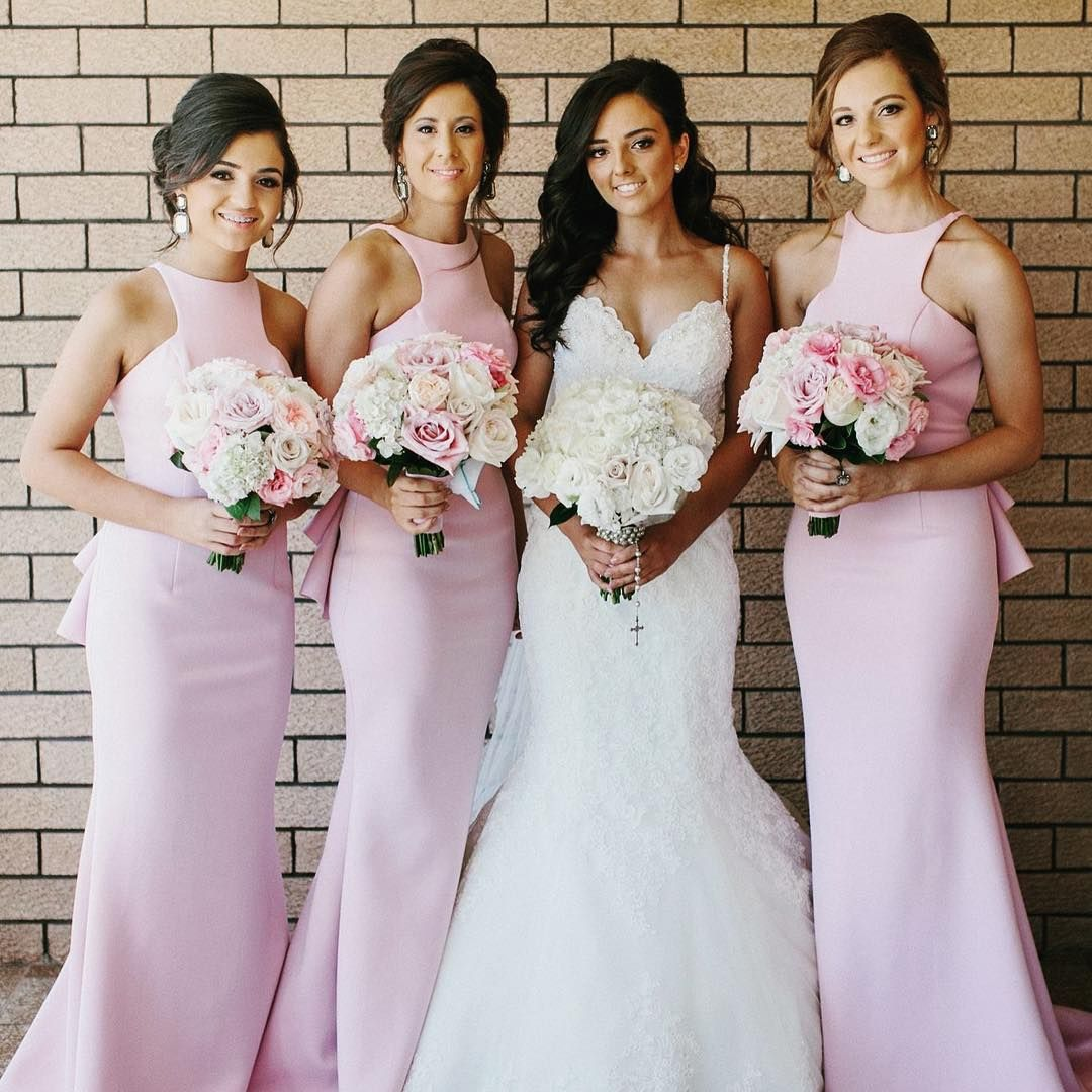 Lovely bridesmaids whiterunway jadore realrunway realwedding lovely bridesmaids whiterunway jadore realrunway realwedding weddingfashion ombrellifo Images