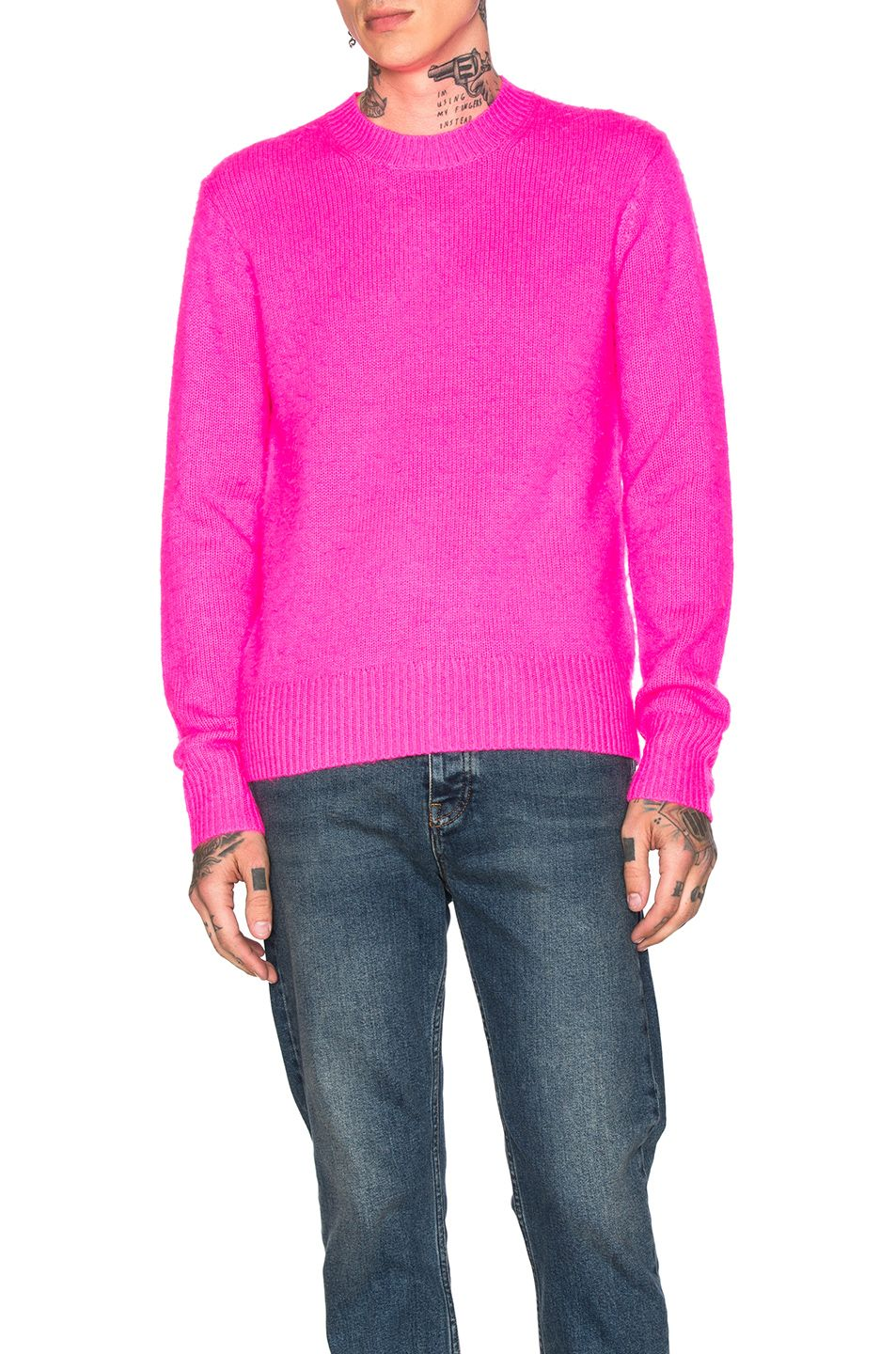 ACNE STUDIOS Peele Sweater.  acnestudios  cloth     Acne Studios Men ... 5b2f0f8737b
