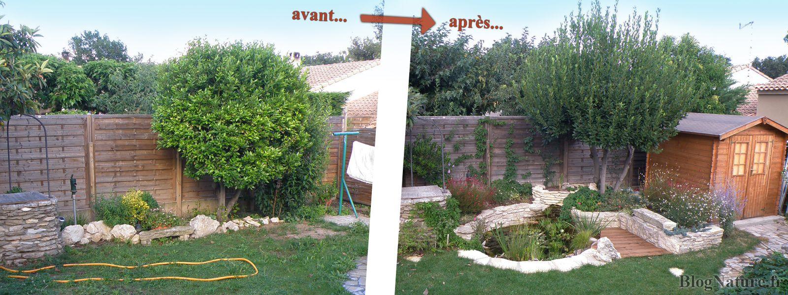 Pourquoi installer un bassin dans son jardin ? Pour créer un ...