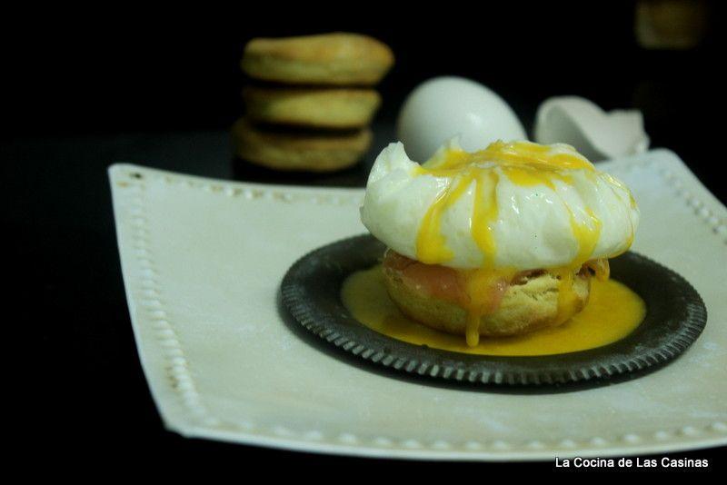 La Cocina de las Casinas: Scones y Huevos Benédict: #5ºRetoBBSS