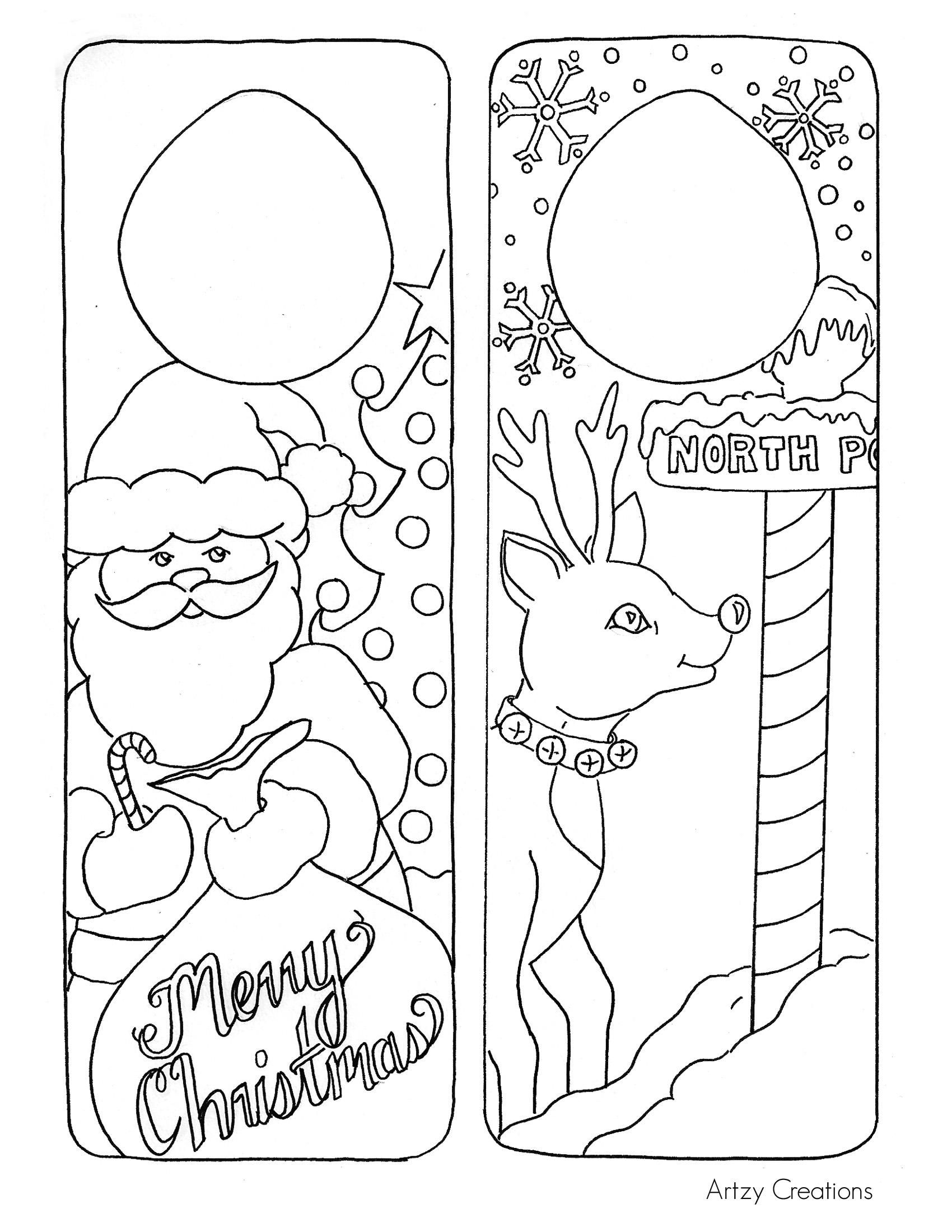 38 Free Printouts For Coloring Christmas Coloring Cards Coloring Holiday Cards Printable Christmas Coloring Pages
