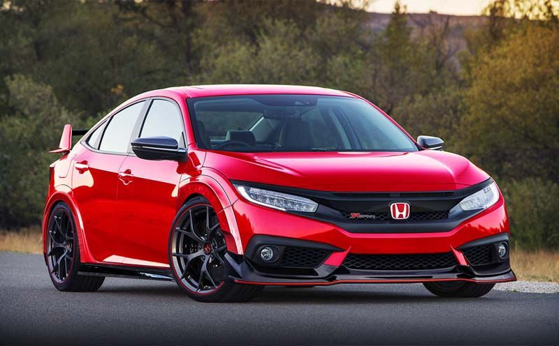 2018 honda civic type r review features engine and models red image cars k. Black Bedroom Furniture Sets. Home Design Ideas