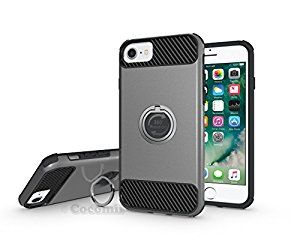 Best Iphone 7 6s 6 Case Cocomii Heavy Duty Ring Case New Ultra Orion Armor Premium 360 Finger Metal Ring Kickstan Iphone Iphone 7 Plus Iphone Cases