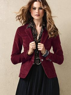 corduroy jacket women - Google Search | Corduroy | Pinterest ...