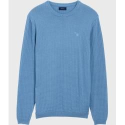 Photo of Gant Sunbleached Strickpullover (Blau) Gant