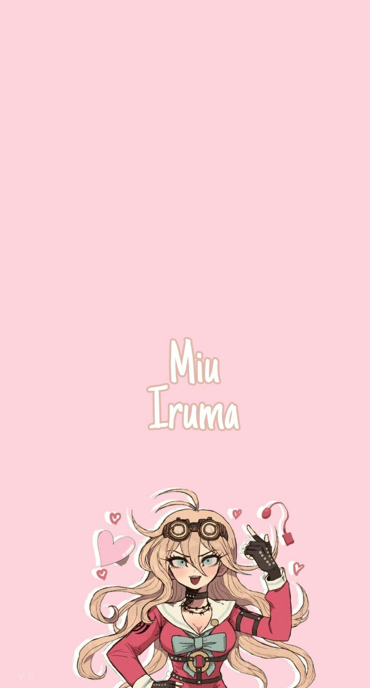 Miu Iruma Wallpaper Anime Wallpaper Aesthetic Anime Iruma