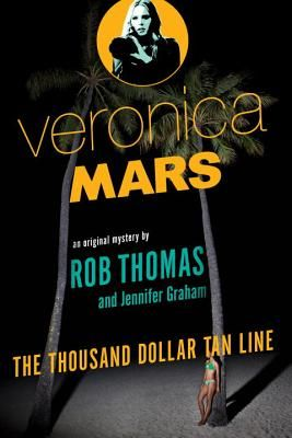 Veronica Mars: The Thousand-Dollar Tan Line by Rob Thomas & Jennifer Graham: PERFECT for Mars groupies/fans. You'll melt right back into the Neptune world! Really hopingauthors give us many, MANY more volumes in the Veronica Mars book series. Miss these characters so much.