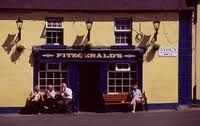 Fitzgerald's Bar Avoca Co.wicklow  location for TV series Ballykissangle