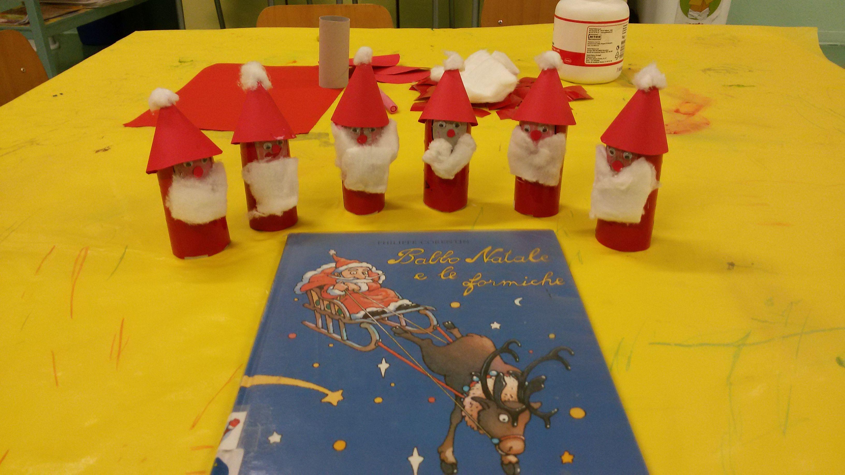 Babbo Natale E Le Formiche