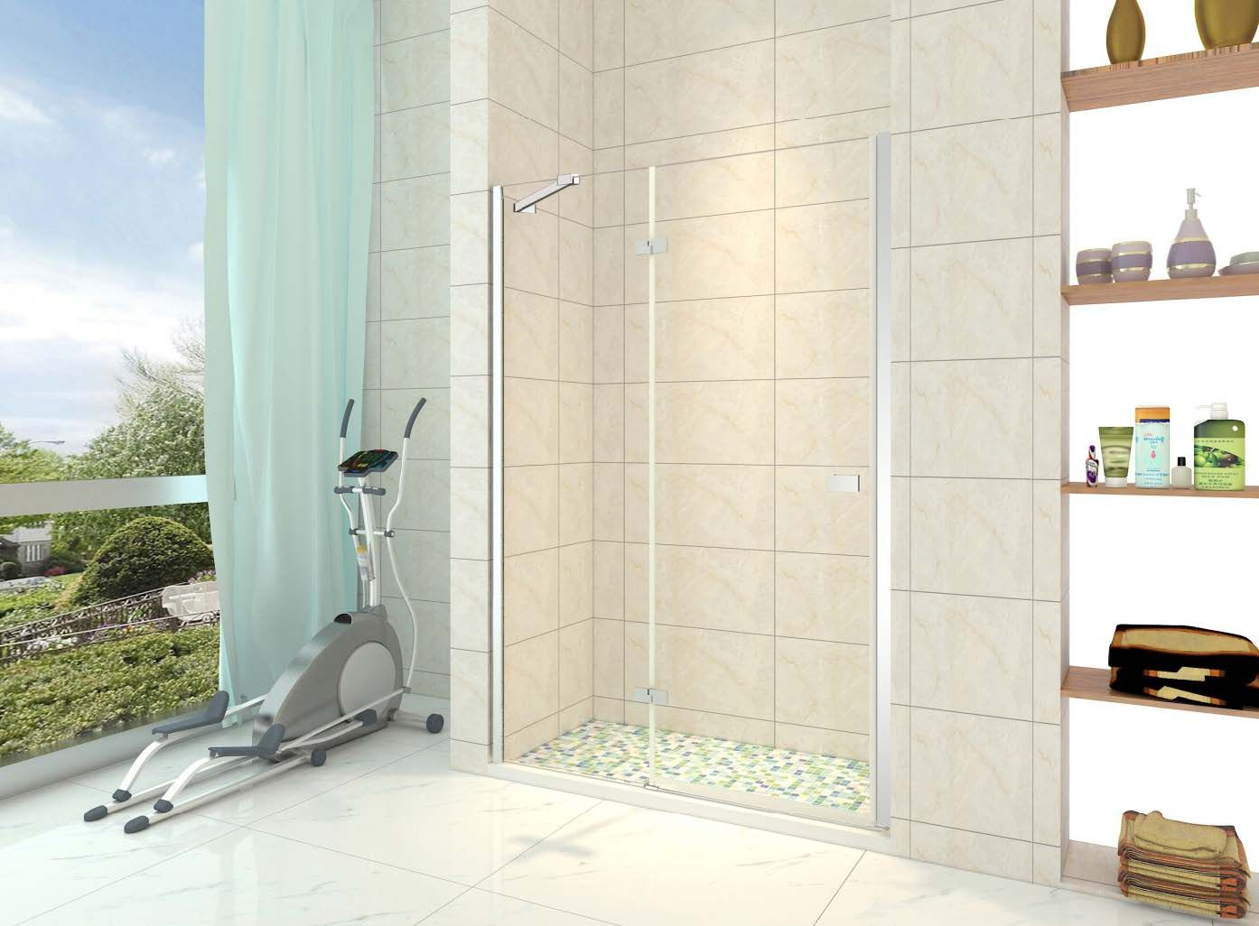 Glass Shower Enclosures, Corner Shower Enclosures, Quadrant Shower ...