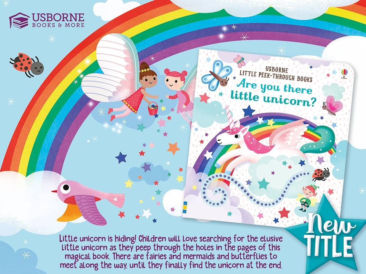 Are You There Little Unicorn Usborne Books Unicorn Books Usborne