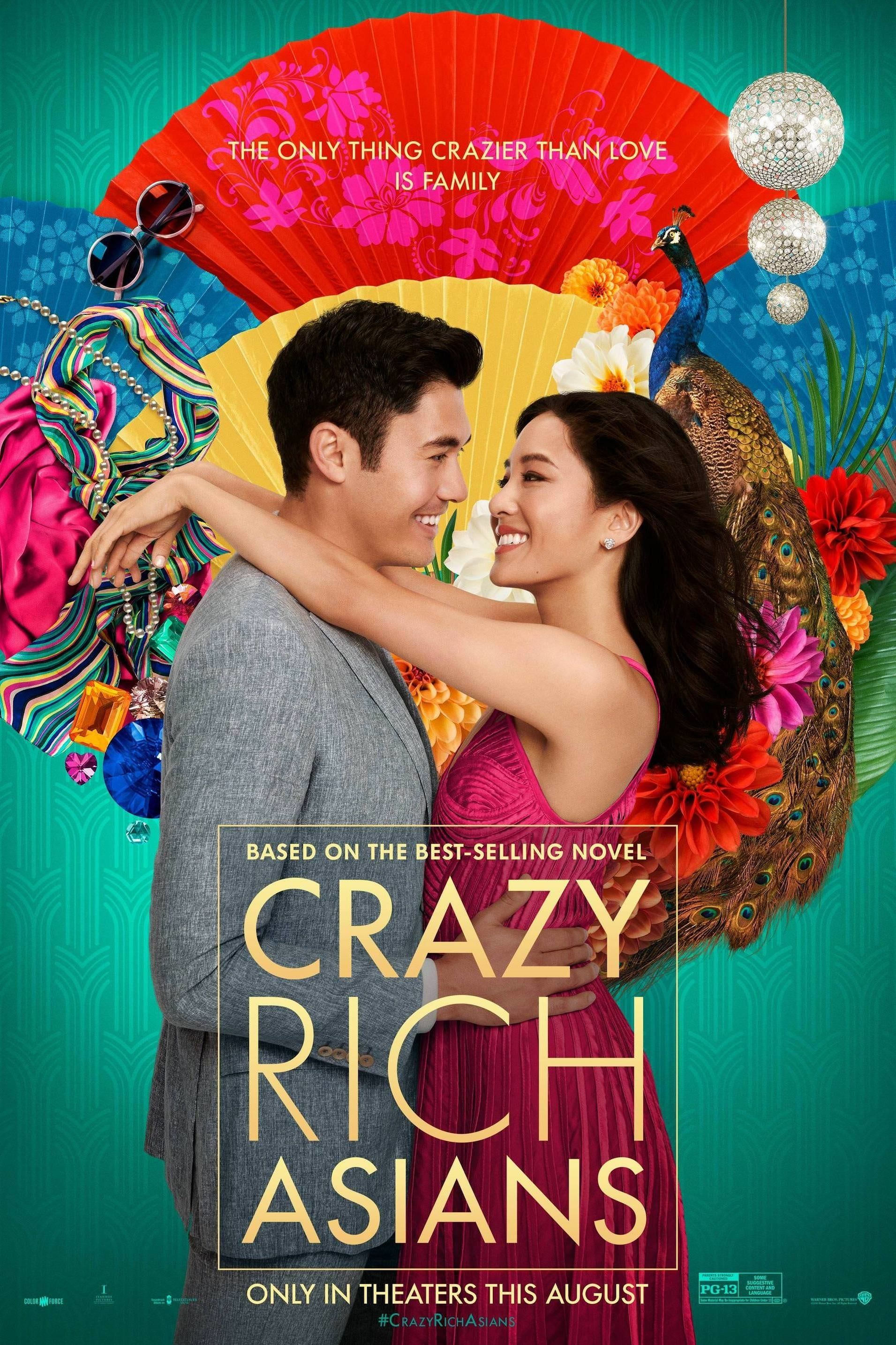 Mega Hd Crazy Rich Asians Pelicula Completa 2018 Online