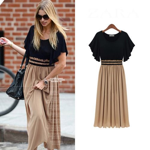 plus size bohemian designer maxi dresses | dress your body type