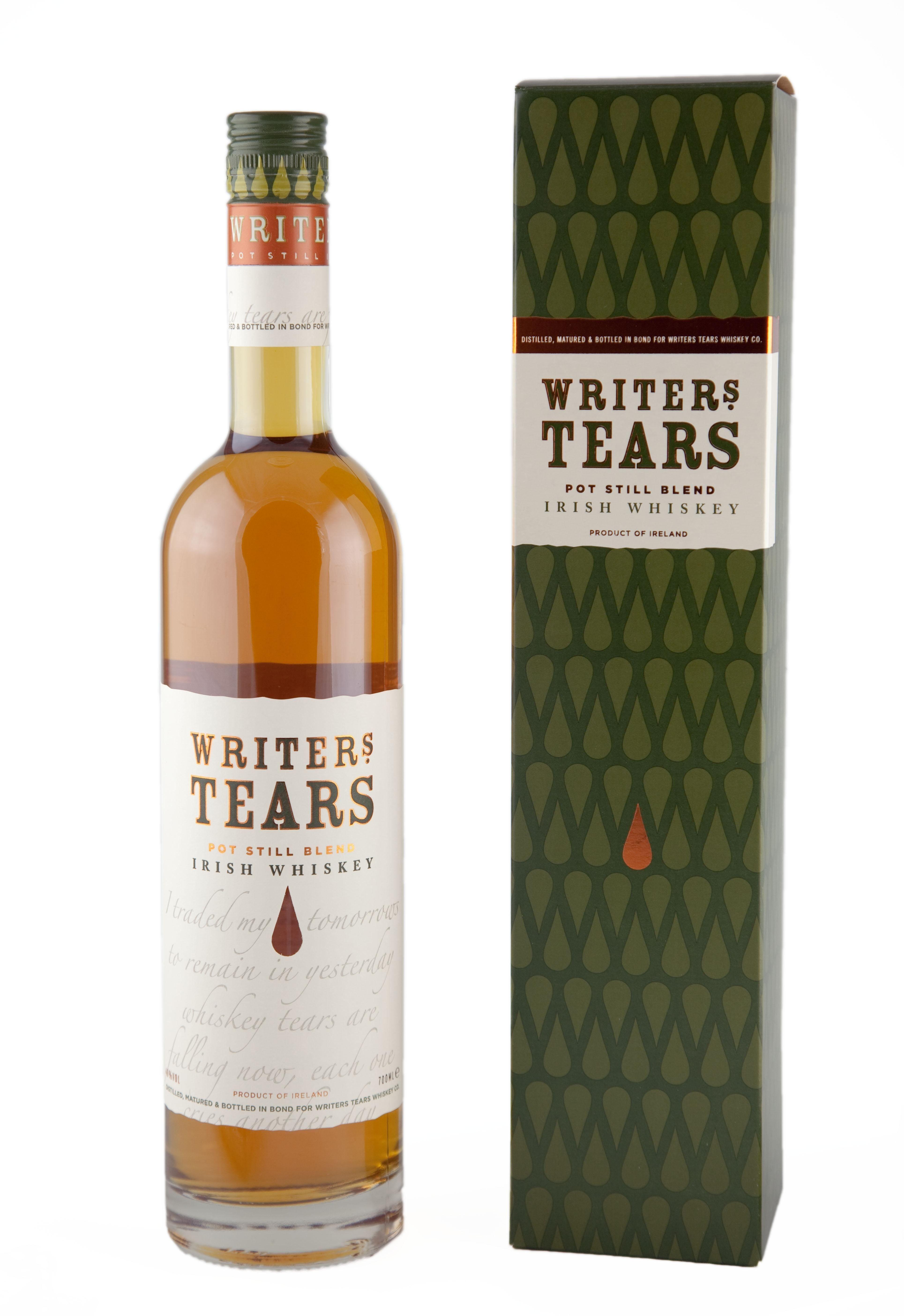 Writers Tears Irish Pot Still Whiskey