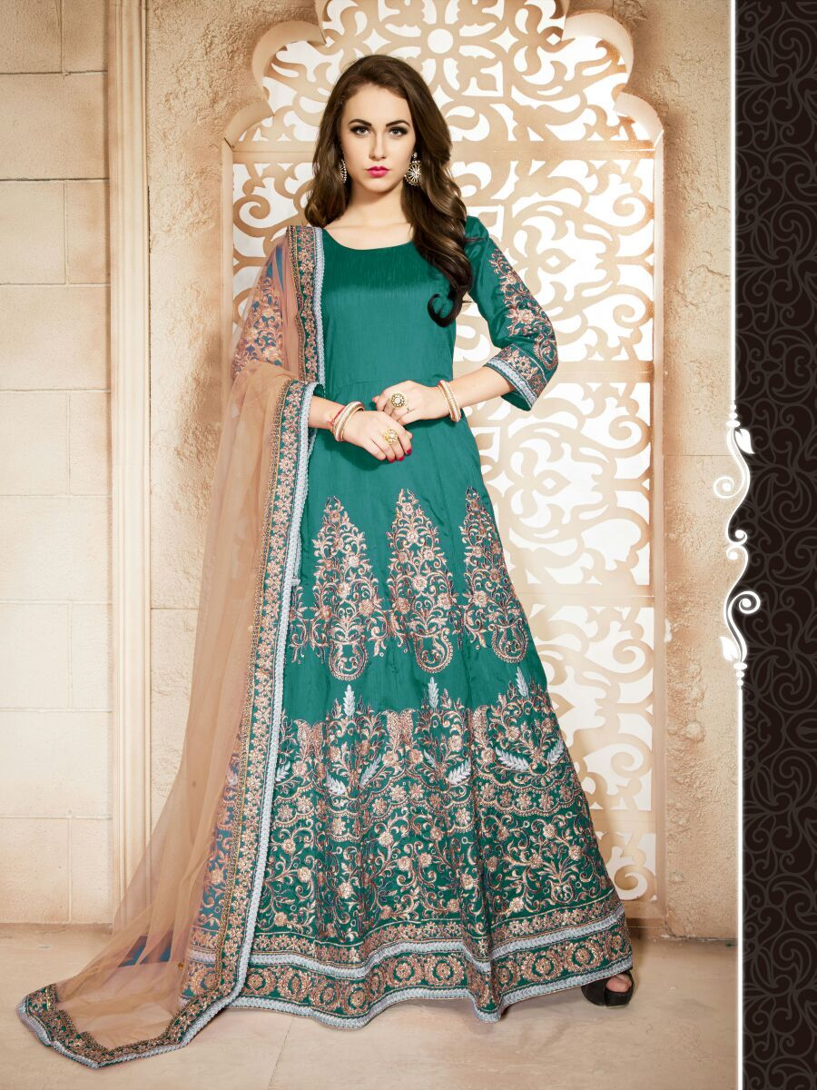 Pin by Amour Fashion on indian dresses | Pinterest | Green suit ...