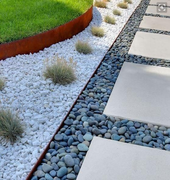 Maintenance Free Garden Dublin Side Yard Landscaping