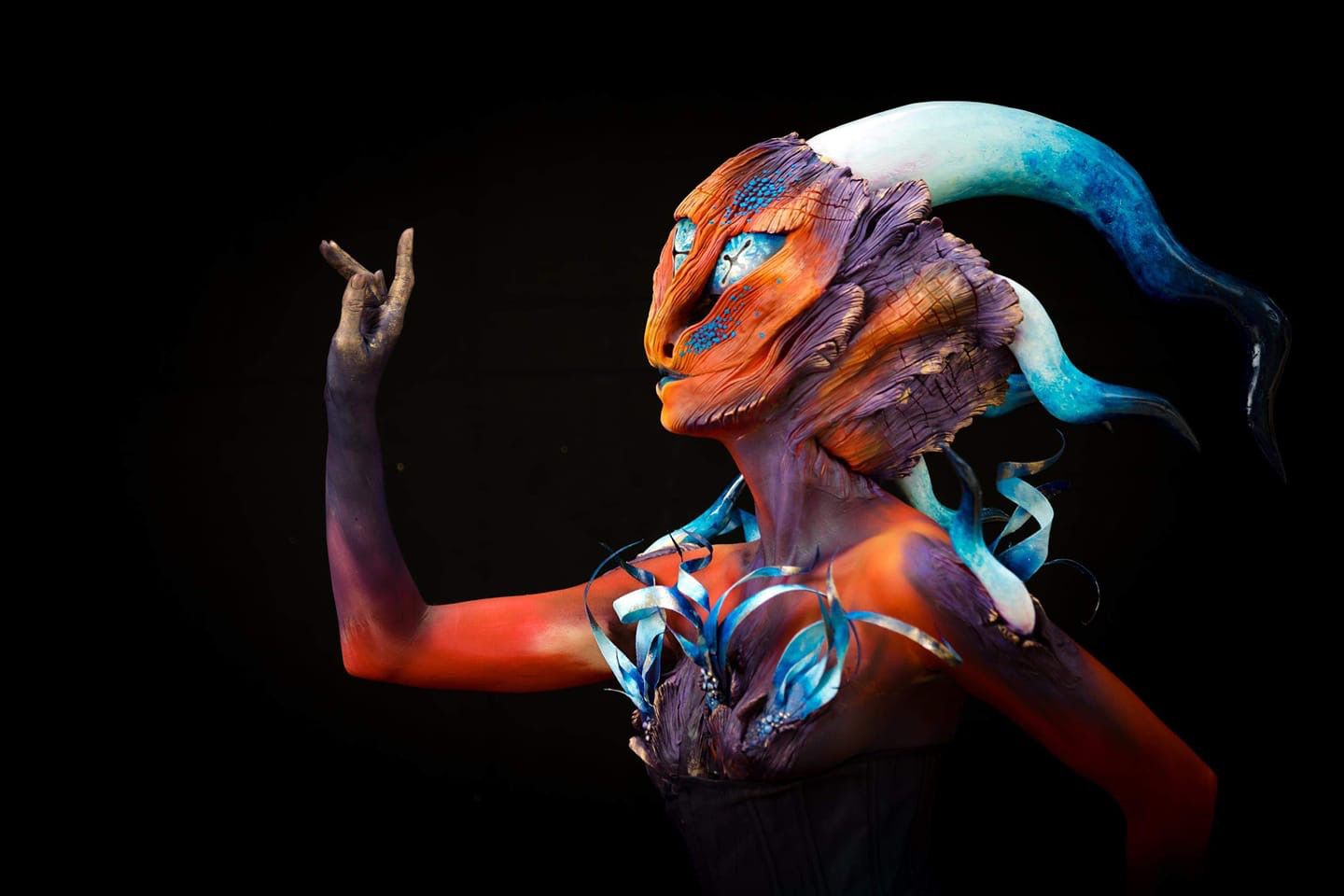 Special Effects Makeup Awards 2019 Bodypainting Festival Bodypainting Festival
