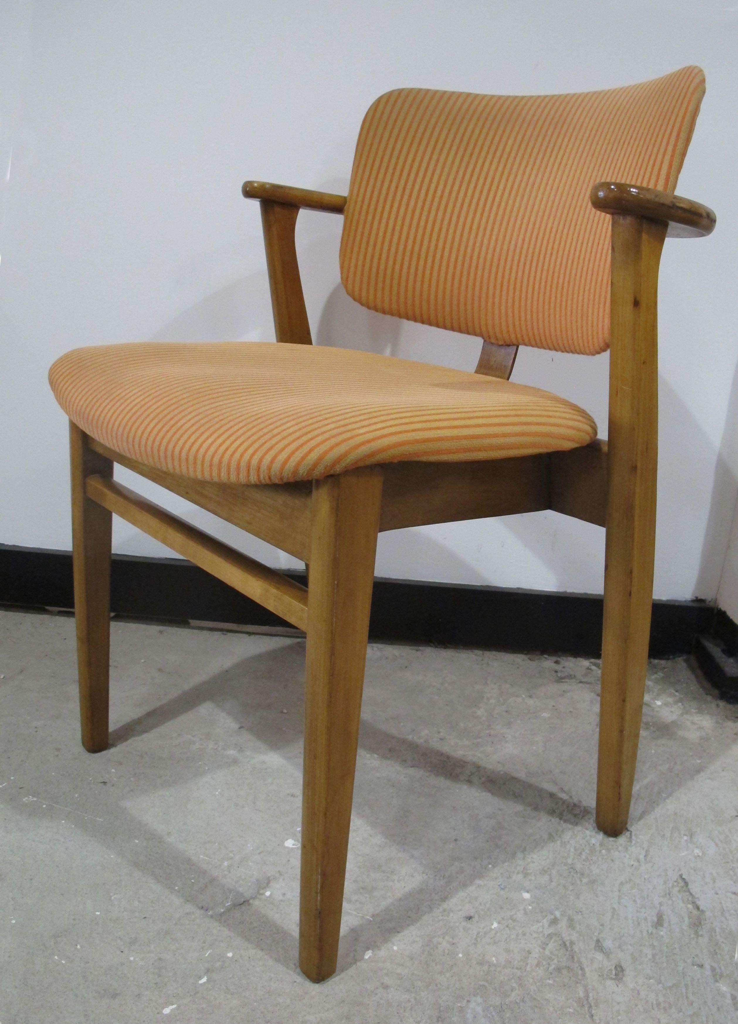 early ilmari tapiovaara domus chair by knoll model 142 c 1947 rh pinterest com Modern Chairs Black Leather Lounge Chair