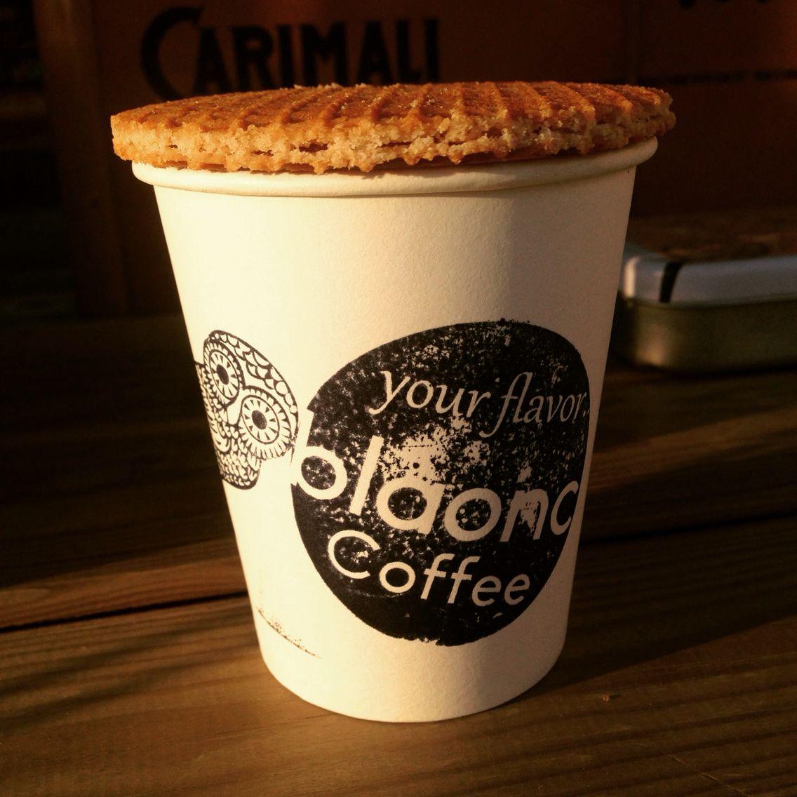 Blaonc coffee İstanbul