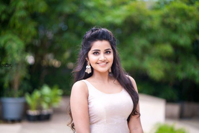 Anupama Parameswaran 2017 Latest Hd Photo Shoot Pandu Actresses