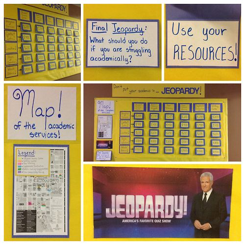 Examples Of Jeopardy Categories: Don't Put You Academics In…JEOPARDY! An Academic Bulletin