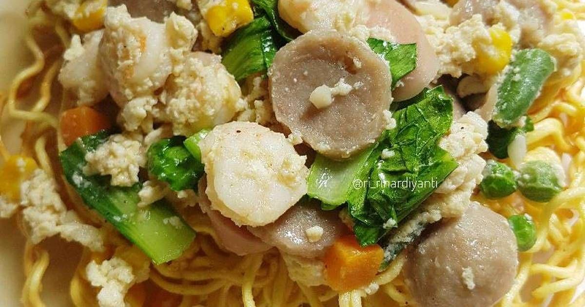 Resep 65 I Fu Mie Ala Solaria Oleh Mommy Nadhifa Resep Resep Masakan Resep Makanan