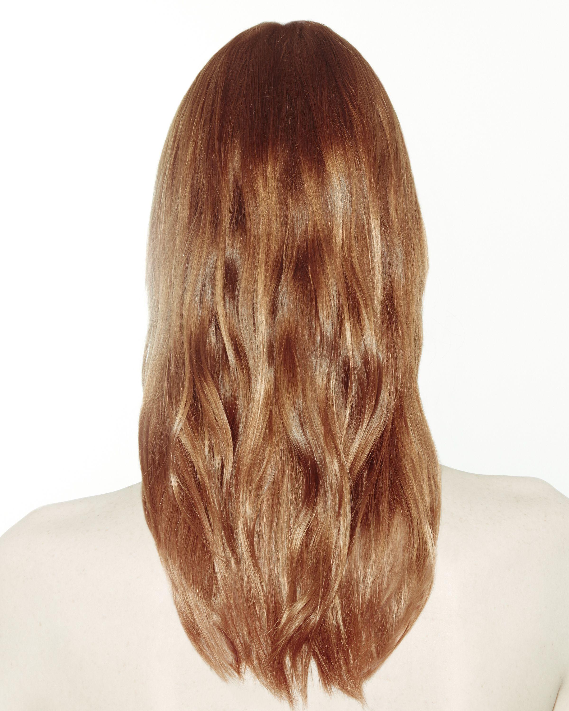 Runway Hair Report Diamond Oil Hair Layers And Wash Hair